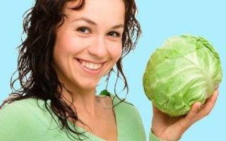 Мастопатия молочной железы лечение народными средствами капуста