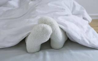 Мерзнут ноги причины лечение