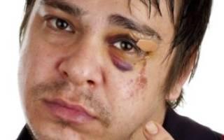 Травма глаза лечение в домашних условиях