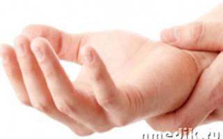 Немеют пальцы рук и ног причины лечение