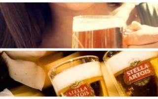Вред и польза пива на организм женщины