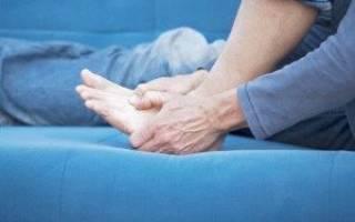 Лечение подошв ног народными средствами