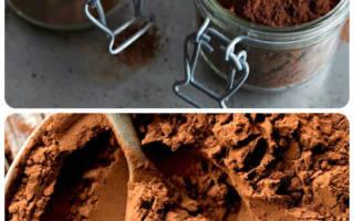 Какао напиток польза и вред для организма