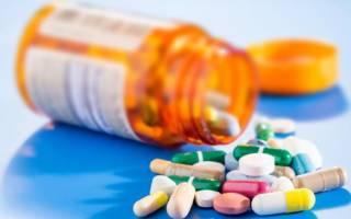 Какие антибиотики при ишиасе