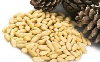 Можно ли кедровые орехи детям 2х лет