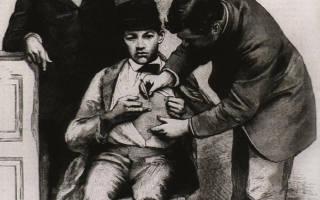 Кто первый применил прививку