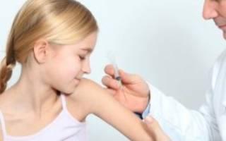 Прививка от первого класса