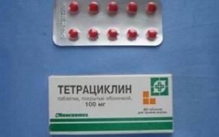 Амоксициллин какой ряд антибиотиков