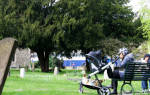 Можно ли детям на кладбище