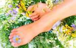 Шишки на ногах причины и лечение