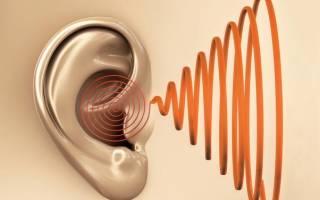 Пульсация в ушах причины и лечение