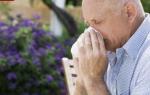 Аллергия на тополиный пух лечение