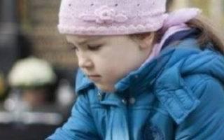 Можно ли маленького ребенка брать на кладбище
