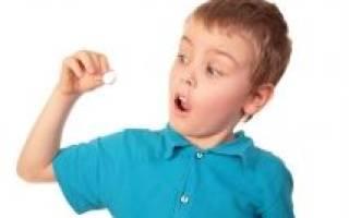 Какие антибиотики можно детям 5 лет