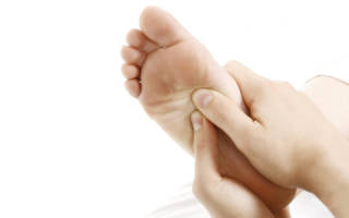 Народные средства лечения стопы ног